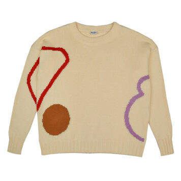 Baba Kidswear Coby Pullover Autumn Blond