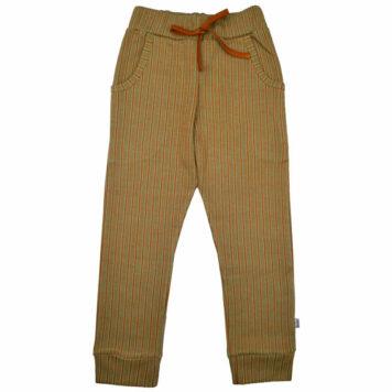 Baba Kidswear Girls Pant Thin Stripes