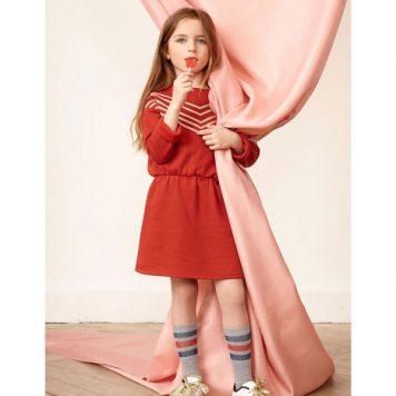 Blune Dress Follow