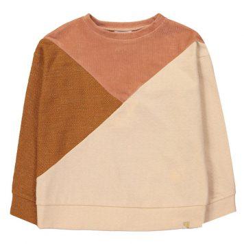 Blune Sweater Contre Champ