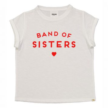 Blune T-shirt Band of Sisters