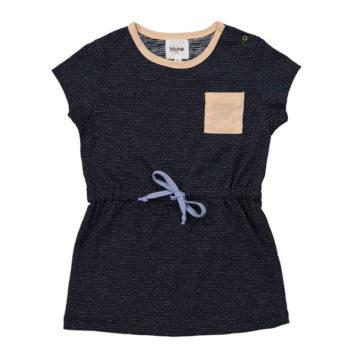 Blune kleedje La Petite Sirène SS18
