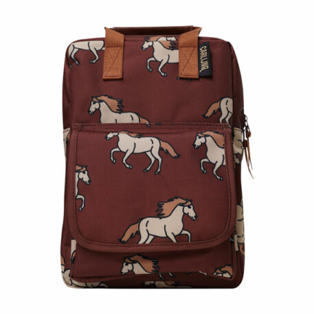 CarlijnQ Backback Wild Horses