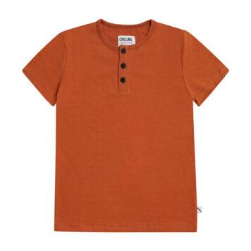 CarlijnQ Basics T-shirt Henley