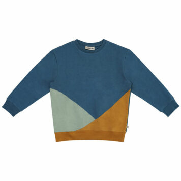 CarlijnQ Compass Sweater Color Block
