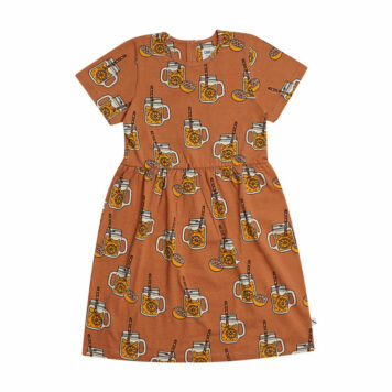CarlijnQ Dress Lemonade