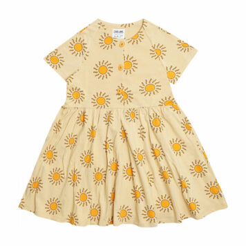 CarlijnQ Dress Sunshine