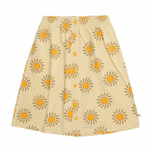 CarlijnQ Longskirt with Buttons Sunshine