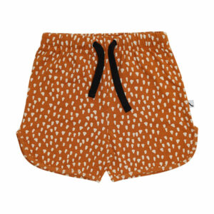 CarlijnQ Shorts Golden Sparkle