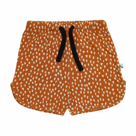 CarlijnQ Shorts Golden Sparkle