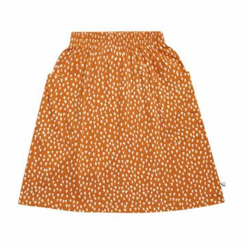 CarlijnQ Skirt Golden Sparkles