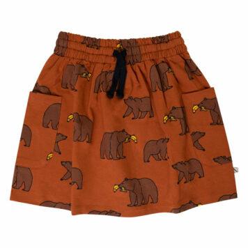 CarlijnQ Skirt Grizzly