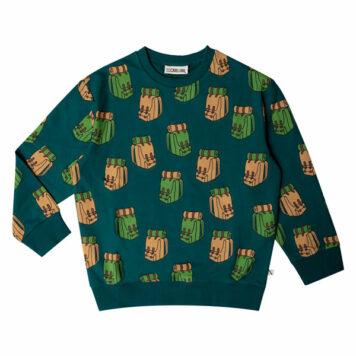 CarlijnQ Sweater Backpack