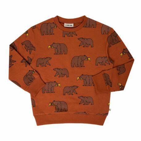 CarlijnQ Sweater Grizzly