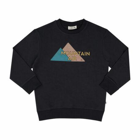 CarlijnQ Sweater Mountain Air Print Botanical