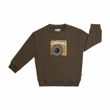 CarlijnQ Sweater Photo Camera Print