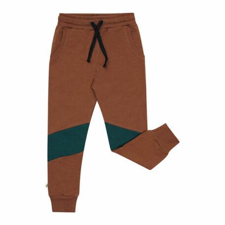 CarlijnQ Sweatpants Backpack Brown