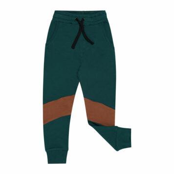CarlijnQ Sweatpants Backpack Green