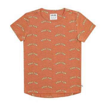 CarlijnQ T-Shirt Dropback Have Fun