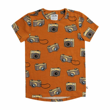 CarlijnQ T-Shirt Dropback Photo Camera
