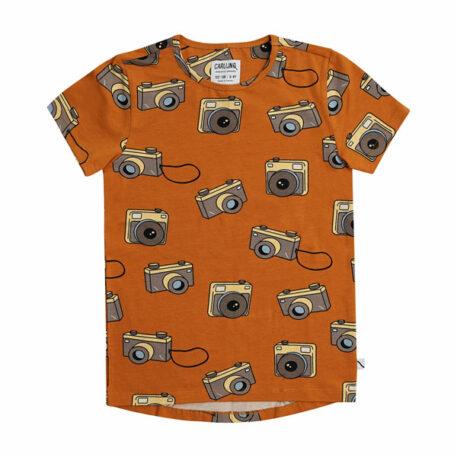 CarlijnQ T-Shirt Dropback Photo Camera
