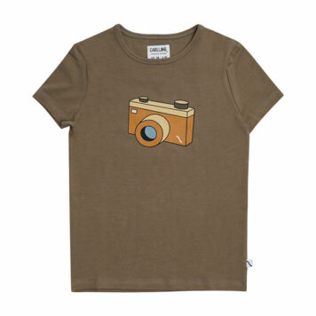 CarlijnQ T-shirt Photo Camera Print