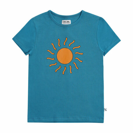 CarlijnQ T-shirt Sunshine Blue