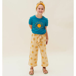 CarlijnQ T-shirt Sunshine Blue