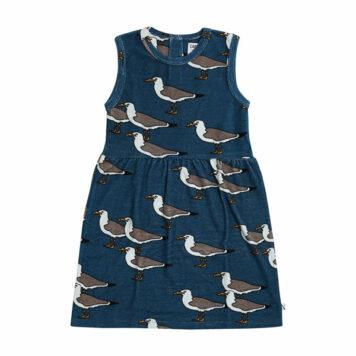 CarlijnQ Tanktop Dress Seagull