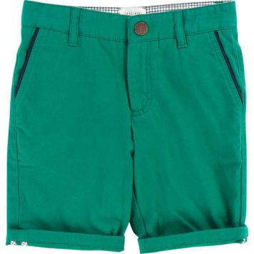 Carrément Beau Bermuda Vert