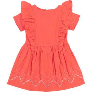 Carrément Beau Dress Peach