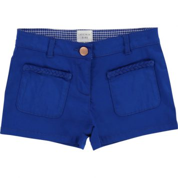 Carrément Beau Short Electric Blue