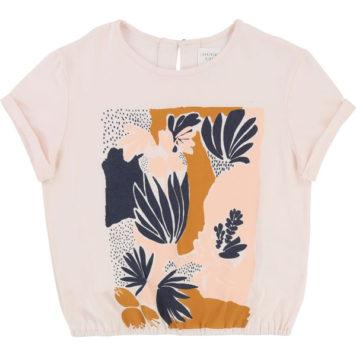 Carrément Beau T-shirt Flower
