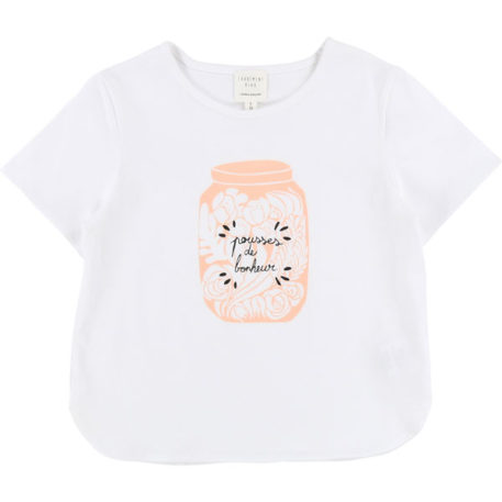 Carrément Beau T-shirt Pousses de Bonheur