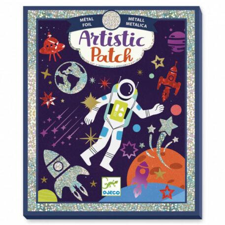 Djeco Artistic Patch Cosmos 6+