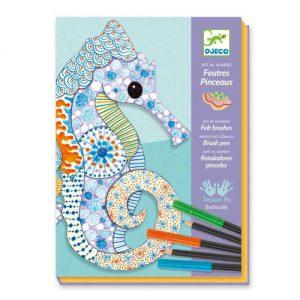 Djeco Atelier Motif Art 7+