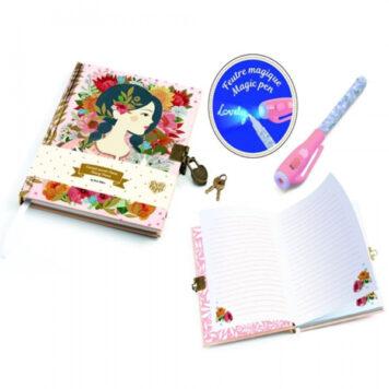 Djeco Dagboek Oana met magische pen