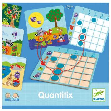 Djeco Eduludo Quantitix 4+