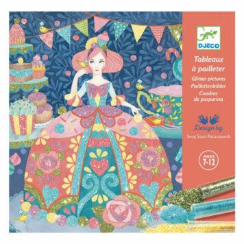 Djeco Glitterschilderijen Daydream 7+