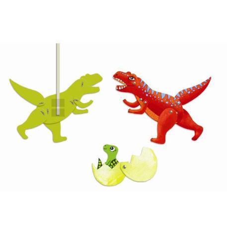 Djeco Knutselset Dino 6+