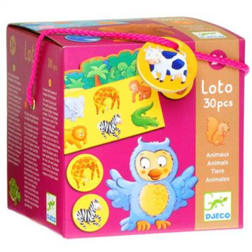 Djeco Lotto Dieren