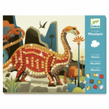 Djeco Mozaiek Dino 4+