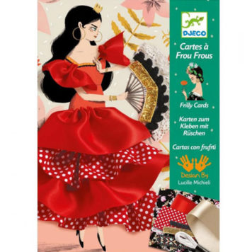 Djeco Naaiset Flamenco 7+