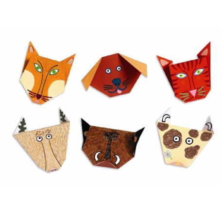 Djeco Origami Animals