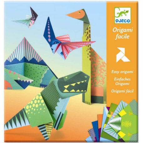 Djeco Origami Dinosaurus 6+