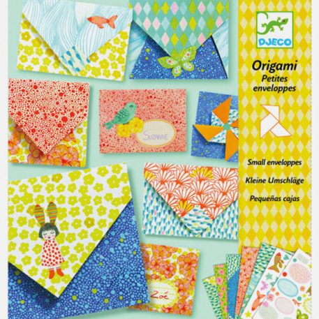 Djeco Origami Little Envelopes