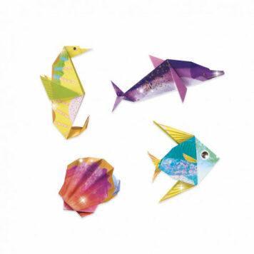 Djeco Origami Sea Creatures 6+