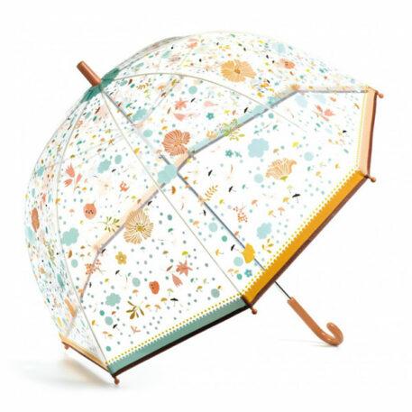 Djeco Paraplu Groot Little Flowers