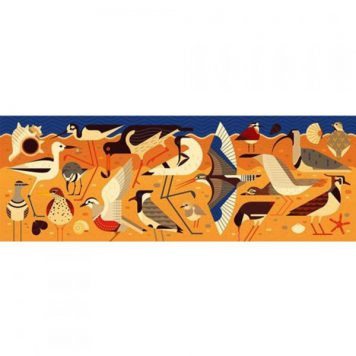 Djeco Puzzel Birds 1000ST