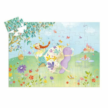 Djeco Puzzel De Lenteprinses 36ST